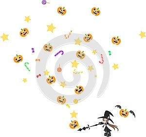 A Halloween Magic Stock Photography - Image: 26542522