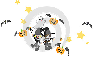 Witch & Wizard Stock Image - Image: 26542571