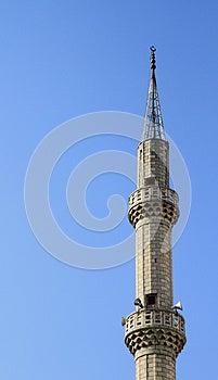 Minaret Royalty Free Stock Images - Image: 26544939