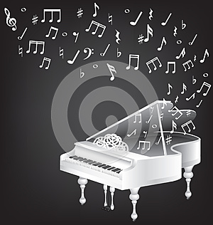 Music Vintage Card Royalty Free Stock Photography - Image: 26546657