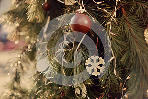 Merry Christmas And Happy New Year Stock Photos - Image: 26546843