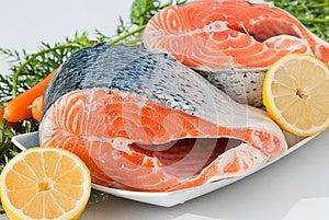 Salmon Stock Photos - Image: 26550083