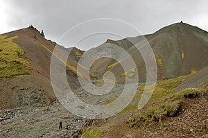 Highland Landscape In Iceland Royalty Free Stock Image - Image: 26558506