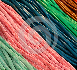 Colorful Candies And Licorice Stock Photography - Image: 26559012