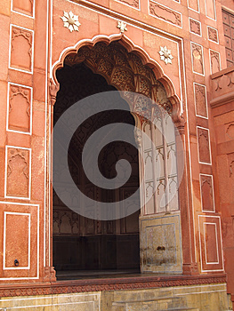 Mughal  Architecture Royalty Free Stock Photo - Image: 26592205