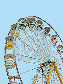 Ferris Wheel Stock Photo - Image: 2669540