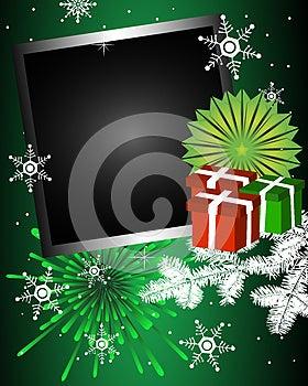 Winter Frame Royalty Free Stock Photos - Image: 26620978