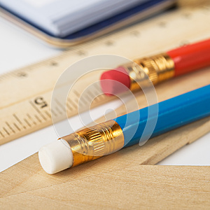 Drawing Tools Close Up Stock Photos - Image: 26621133