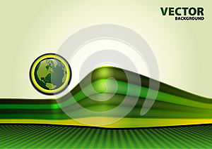Green Planet Royalty Free Stock Photos - Image: 26625178