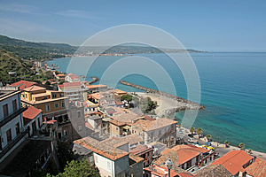 Pizzo, Calabria, Italy. Stock Image - Image: 26625471