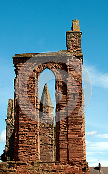Arbroath Abbey, The South Transept Stock Photography - Image: 26637192