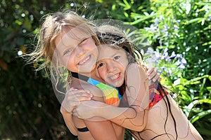 Summer Girls Royalty Free Stock Photography - Image: 26639777