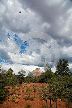 Sedona Landscape Stock Photos - Image: 26641143
