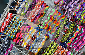 Colorful Wristbands Royalty Free Stock Photo - Image: 26650735