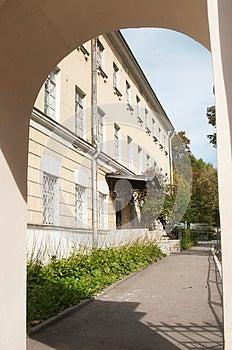 Dostoevskiy Flat-museum Royalty Free Stock Image - Image: 26654416