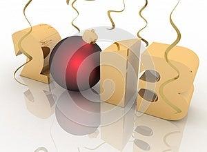 2013 Year Stock Image - Image: 26661951
