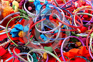 Bracelets And Ornaments Stock Photography - Image: 26671432