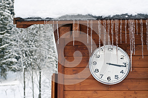 Winter Time Royalty Free Stock Image - Image: 26676576