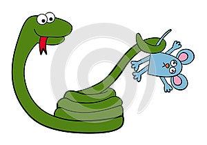 Un Predatore Del Fumetto Fotografia Stock - Immagine: 26686900