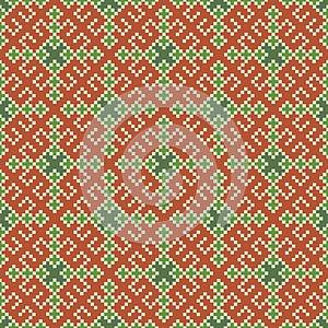 Ethnic Seamless Pattern Background Royalty Free Stock Photos - Image: 26699128