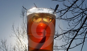 Iced Tea Royalty Free Stock Photography - Image: 2670447