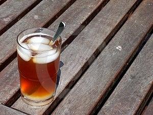Iced Tea Stock Photo - Image: 2670450