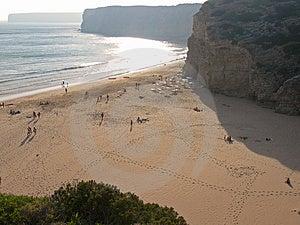 Beach Tracks Royalty Free Stock Image - Image: 2671716