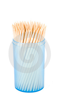 Toothpicks Royalty Free Stock Photos - Image: 2678188