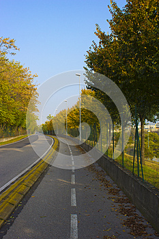Pacific Road Royalty Free Stock Photos - Image: 26709118