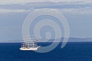 Imbarcazione Di Navigazione Fotografia Stock Libera da Diritti - Immagine: 26780975
