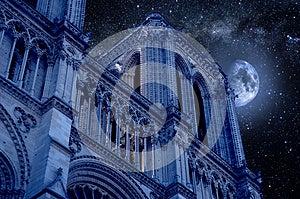 Notre-Dame Of Paris Stock Photos - Image: 26784413