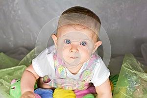 Baby Crawl Stock Photos - Image: 26786673
