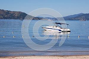 Speed Boat Royalty Free Stock Image - Image: 26796146