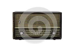 Old Radio Royalty Free Stock Image - Image: 26797466