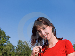 Young Attractive Girl 2 Stock Image - Image: 2684391