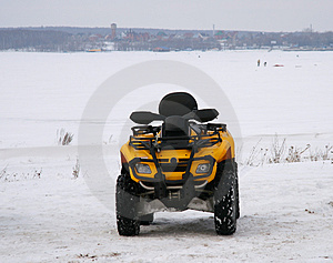 Cross-country Vehicle. Stock Photos - Image: 2687303