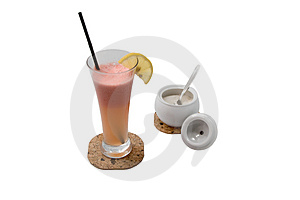 Strawberry Shake Royalty Free Stock Image - Image: 2689926