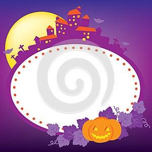 Halloween Frame Stock Photo - Image: 26821410