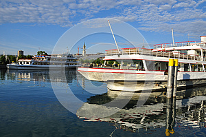 City Of Constance, Bodensee, Germany Stock Photography - Image: 26826542