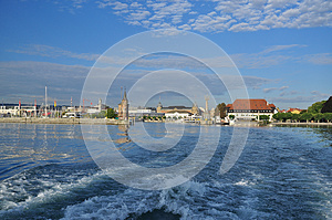 City Of Constance, Bodensee, Germany Royalty Free Stock Photos - Image: 26826548