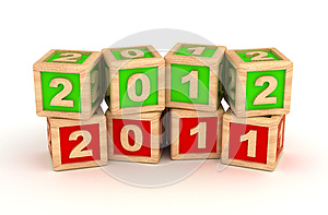 Achieve A New Year Royalty Free Stock Image - Image: 26830906