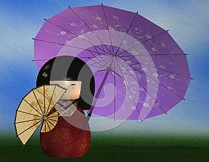 Japanese Geisha Royalty Free Stock Images - Image: 26836159