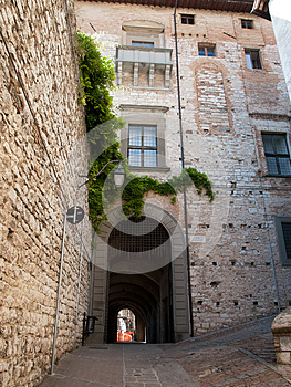 Gubbio-Italy Royalty Free Stock Photography - Image: 26842657
