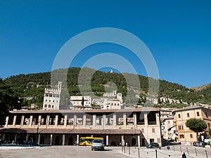 Gubbio-Italy Royalty Free Stock Photography - Image: 26842667