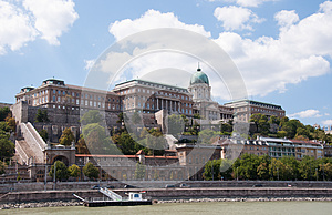 The Royal Castle In Budapest Stock Photography - Image: 26843272