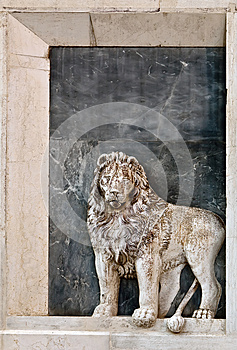 The Lion Of St Mark Stock Photo - Image: 26850240