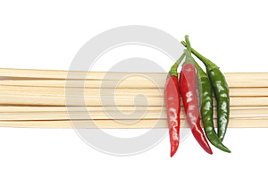 Chilies Stock Photography - Image: 26851382