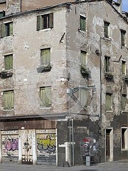 Venice Building Royalty Free Stock Photo - Image: 26859395