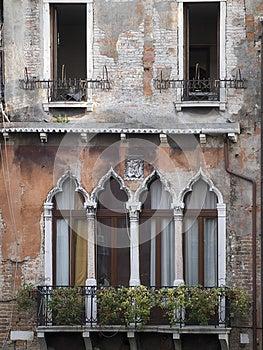 Venice Facade Royalty Free Stock Photo - Image: 26859755