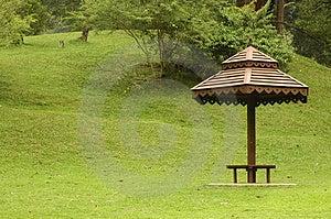 Sombra En El Parque Fotografía de archivo libre de regalías - Imagen: 2690397